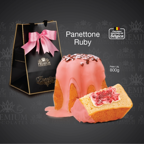 Panettone Ruby