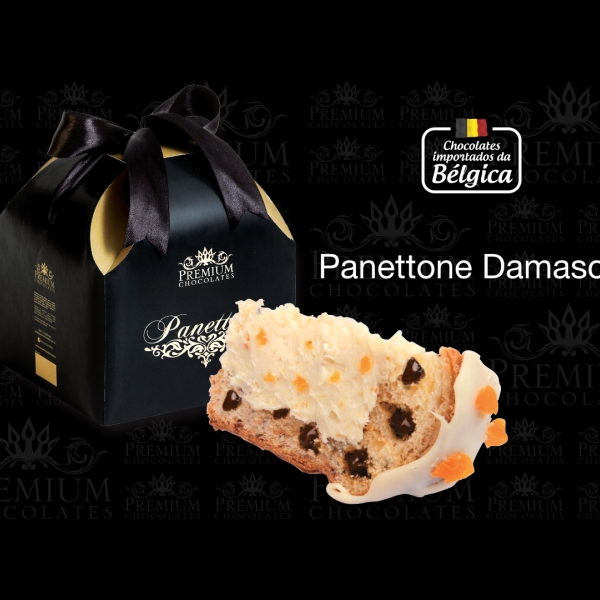 Panettone Damasco