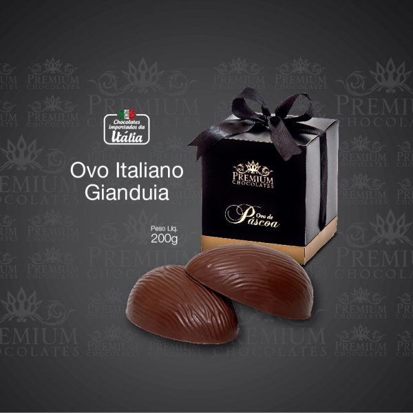 Ovo Italiano Gianduia