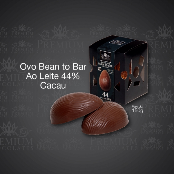 Ovo Bean To Bar 44% Cacau Ao Leite
