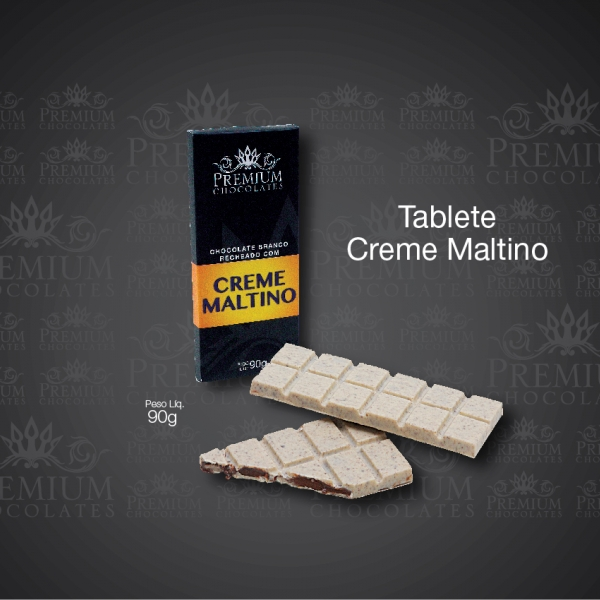 Tablete Creme Maltino